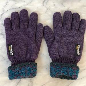 THINSULATE Ultra Insulation Women's Gloves Purple